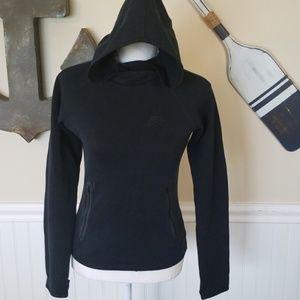 Nike hoodie with thumb spots